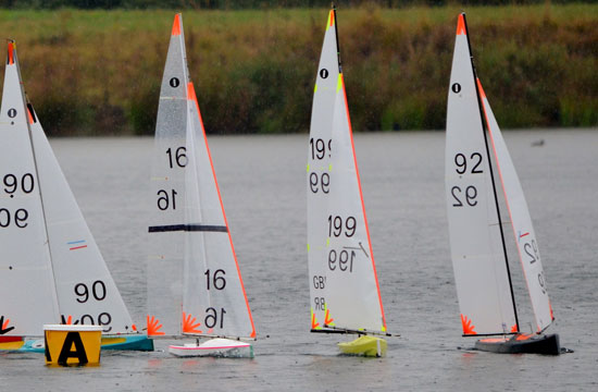 Model Yachting News @ Abersoch Boatyard Services, RC Laser