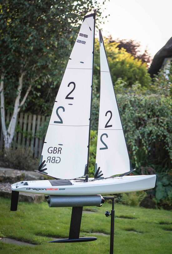 Model Yachting News Abersoch Boatyard Services Rc Laser